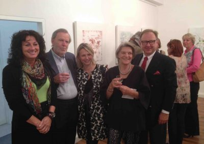 Vernissage 2014 Gruppenfoto
