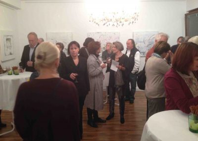 Vernissage 2014 im Peter Walter Kunstraum