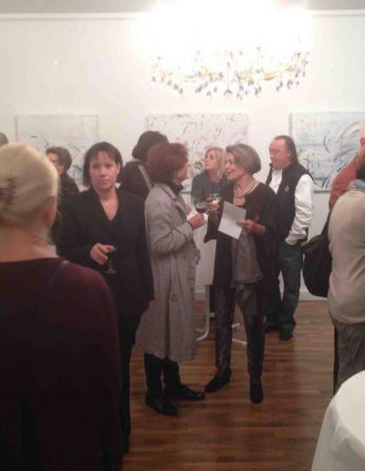 Vernissage 2014 im Peter Walter Kunstraum