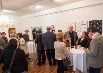 Vernissage 2017 im Peter Walter Kunstraum